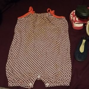 Joe fresh shorts romper